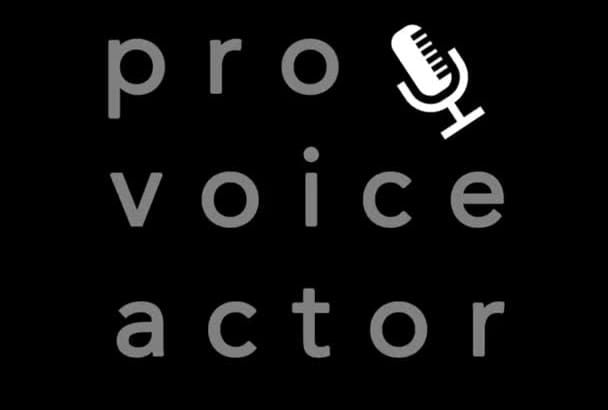 record a Corporate BRITISH Voiceover Voiceover
