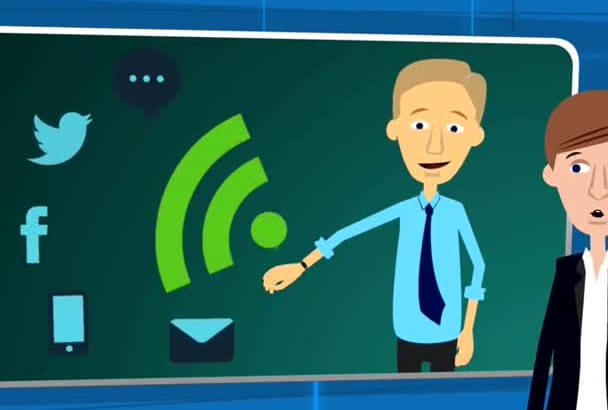 create a quality animated explainer video