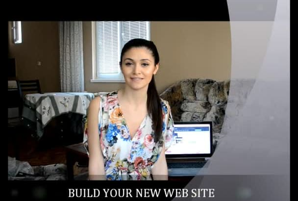 build your WordPress Site