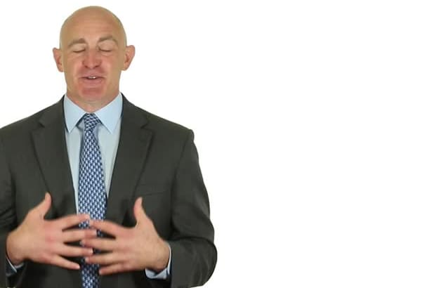 create a business SPOKESPERSON video