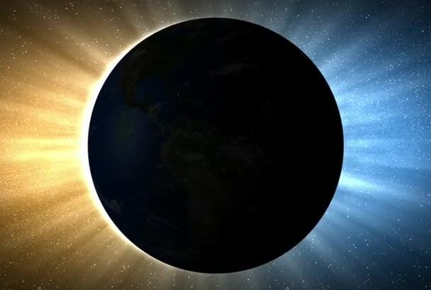make Amazing Eclipse Video Intro