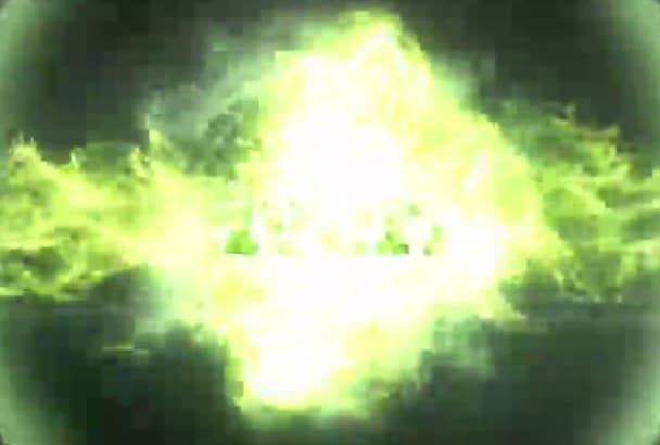 make Particles Explosion Logo Intro HD