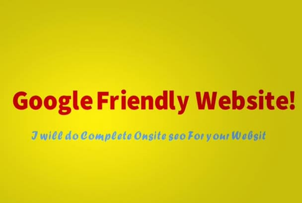setup Onsite seo for Your Weebly Website