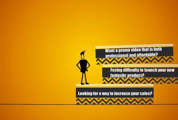 create a Stickman Animated Explainer Video
