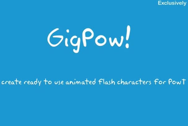 Create Ready To Use Powtoon Animated Characters And Icons