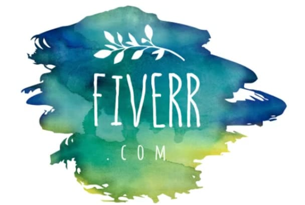 make a Beautiful Watercolor Logo for you