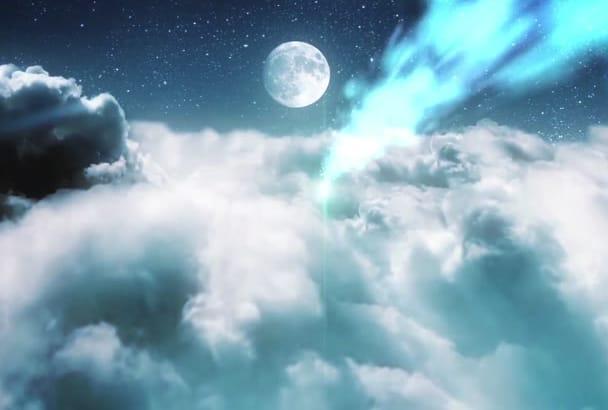 make Amazing Sky Video Intro