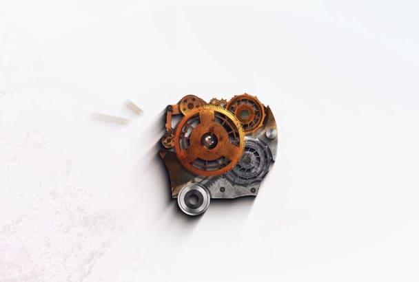 make Amazing Mechanism Video Intro