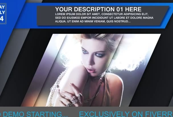 make You an Amazing Broadcaster Style Video in HD