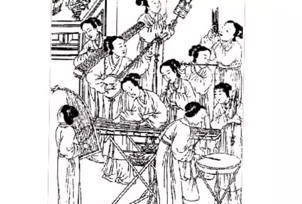 send you a link to 240 traditional Chinese songs