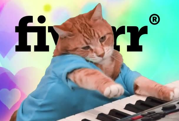 create This Keyboard Cat Party Video
