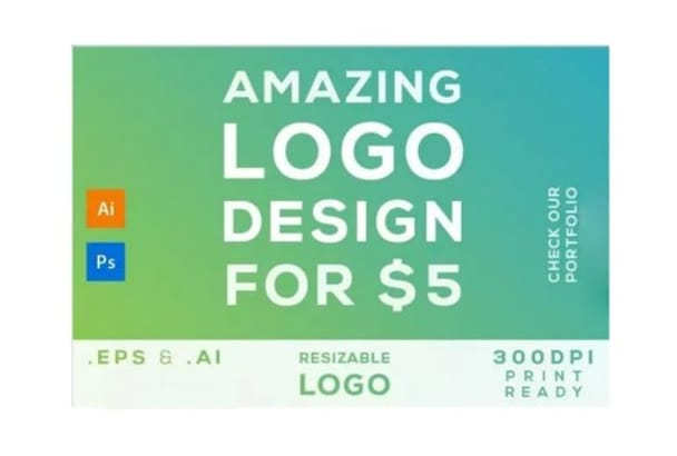 design 3 Amazing LOGO Design Free Business Card in 12 hours
