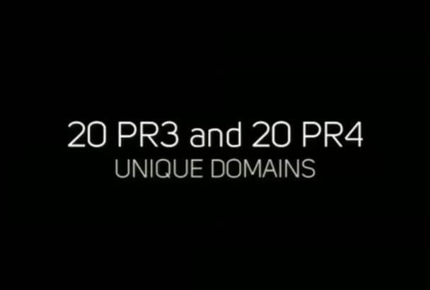 blog comment on 40 Unique Domains backlinks