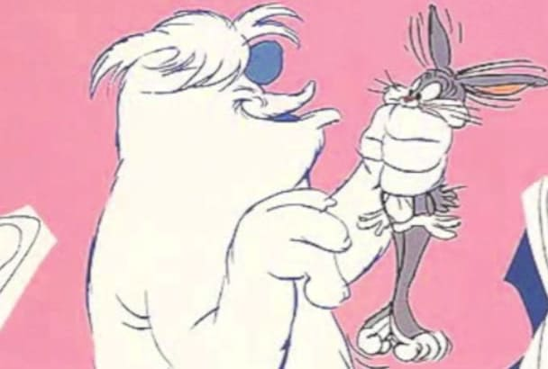 record the Abominable Snowman voice from Bugs Bunny