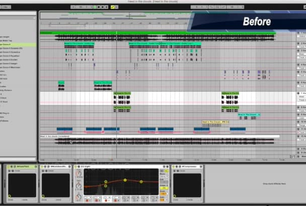 produce your song from stems