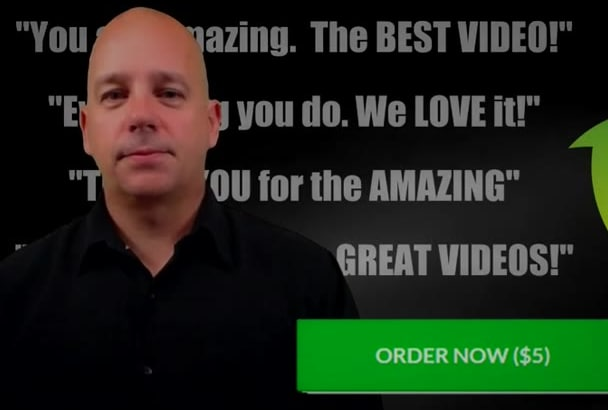 make a TESTIMONIAL Video for you
