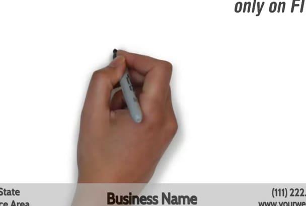 make this Online Marketing POWERFUL Whiteboard Video