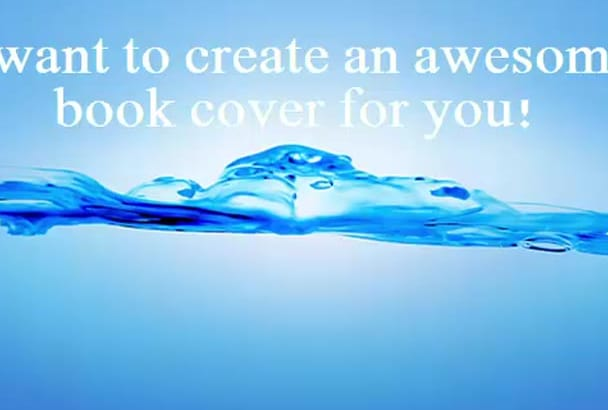 design your book cover for you