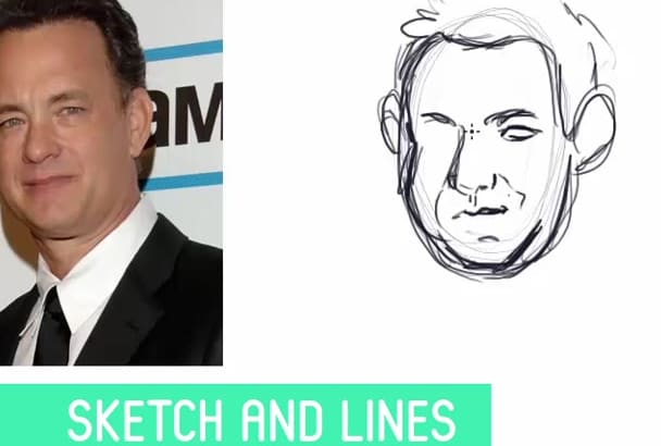 draw a portrait or an avatar for you