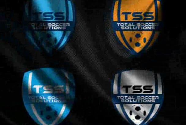 design a SPORT logo,  badge, crest