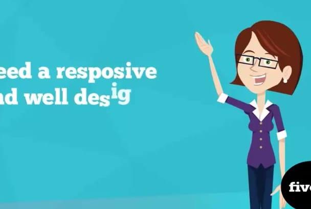 build a Responsive eCommerce website
