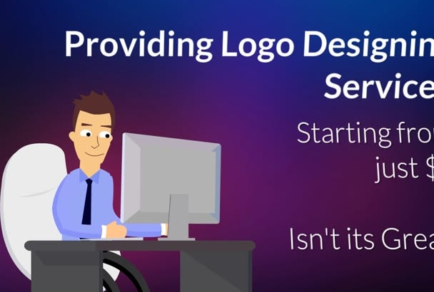 design AWESOME Logo in 48hrs
