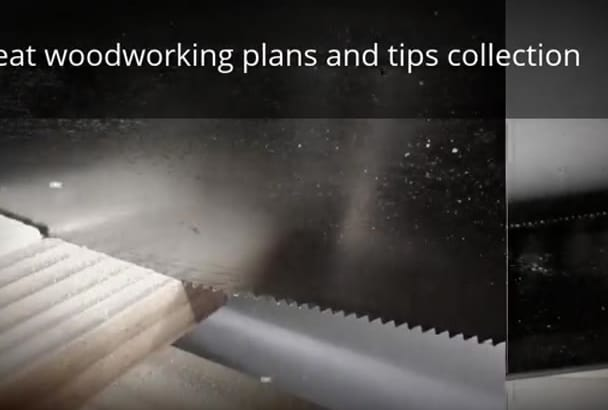 send you 256 WOODWORK plans and tips