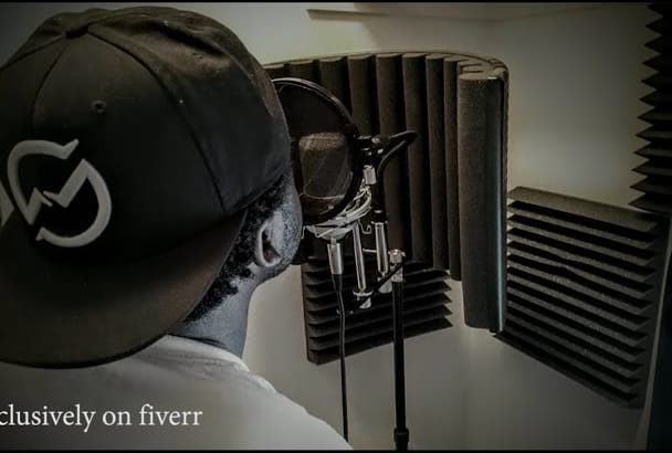 write or record an 16 bar verse for you