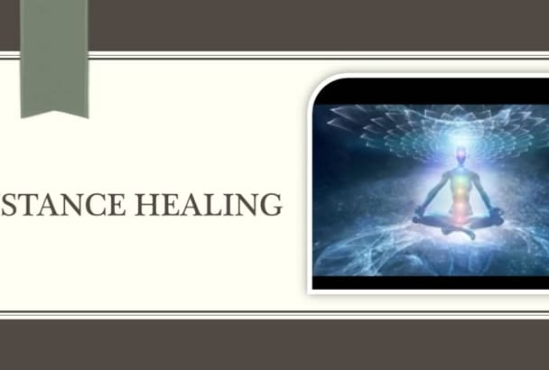 do reiki and energy healing for 20 mins for 3 days