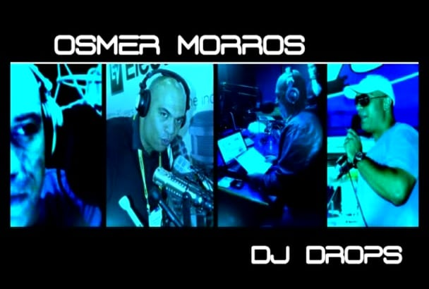 be your favorite spanish voice over for your dj drops