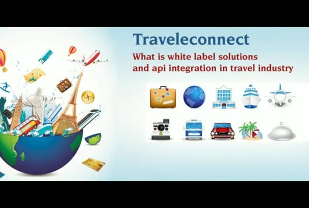 integrate your Travel API, Give you easiest Travel Solutions