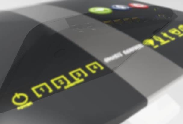 hacer Diseño Industrial y Renderizado HD para ti