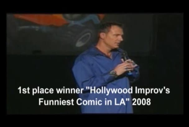 show you how I made a million dollars in comedy