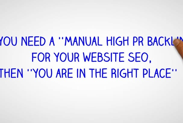 manually submit your link to 35 plus PR9 to PR3 social sites