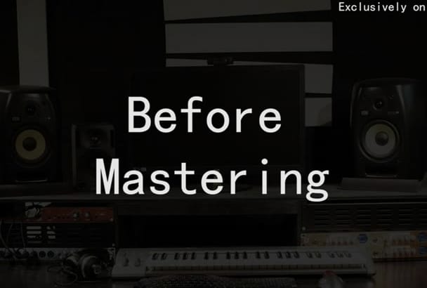 master your song to sound amazing