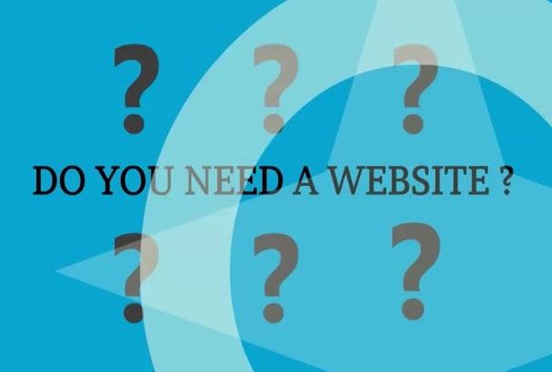 develop new website or fix issues of WordPress websites