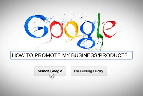 make This GOOGLE Search Animation Promo logo intro
