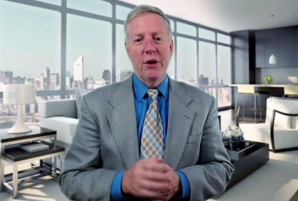 record a Doctor, Teacher, or Trainer Spokesperson Video