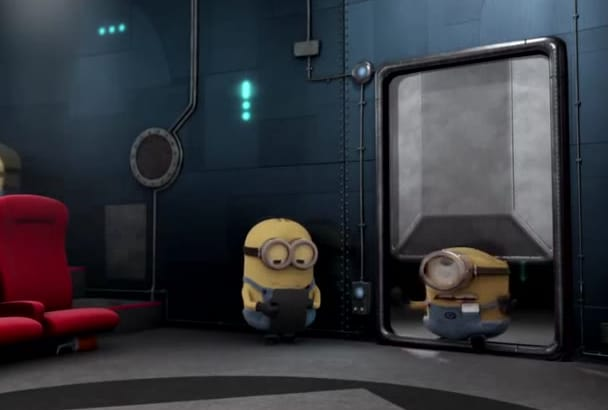 make Despicable Video Cinema