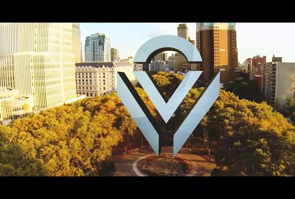 create EPIC 3D Logo intro video
