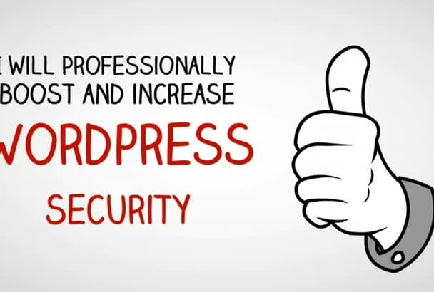 increase and configure WordPress Security