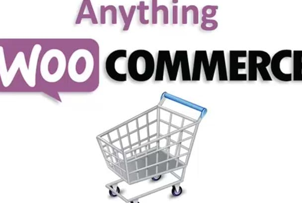 do anything related to Woocommerce