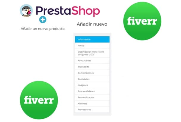load 50 products in your shop prestashop fast