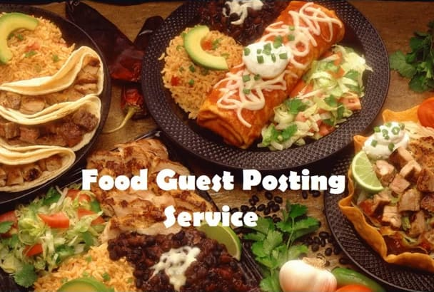 live guest post on PR3 DA42 PA36 Food Blog