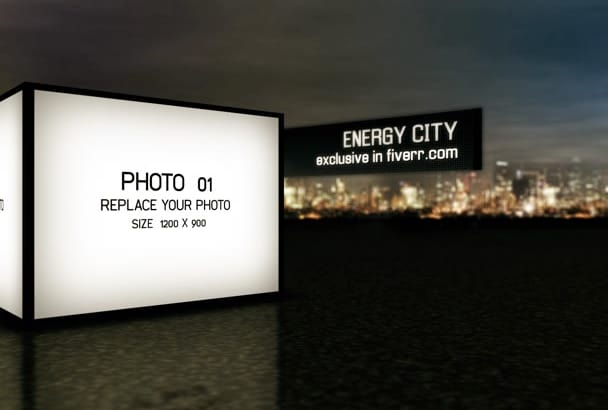 create Energy City Gallery Intro for your project