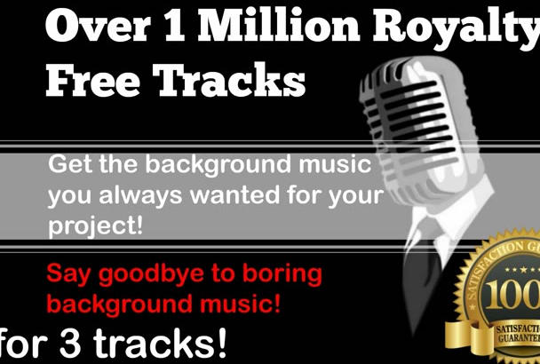 provide you with awesome background music for your projects