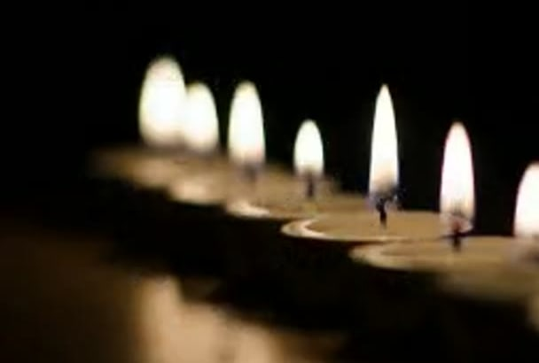 cast a powerful 7 candles spell for anything you desire
