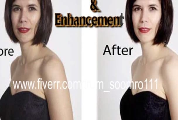 retouch,enhancement,background change pictures in 24 hours