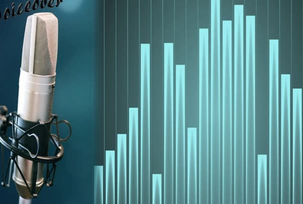 record a professional voiceover in hebrew