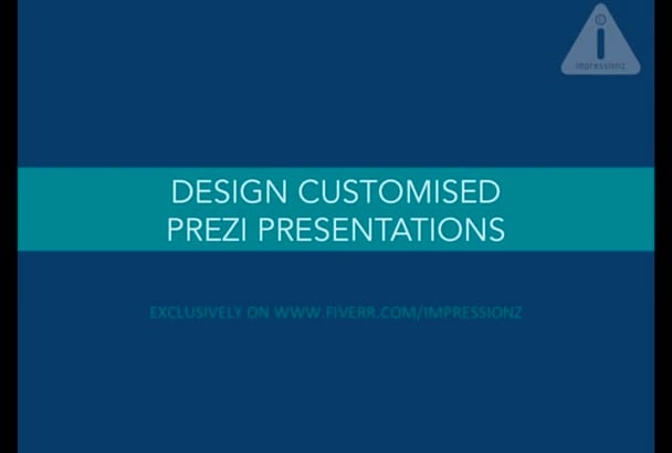 create a Creative PREZI presentation